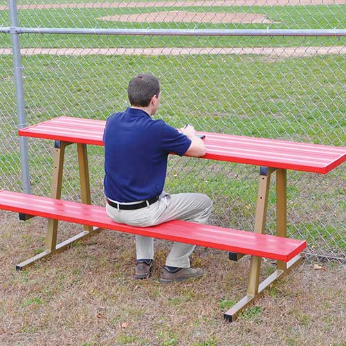 Scorers Table