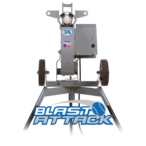 Blast Attack Pitching Machine
