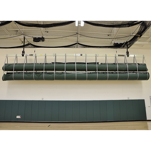 Wall Mounted Single Mat Securelift™