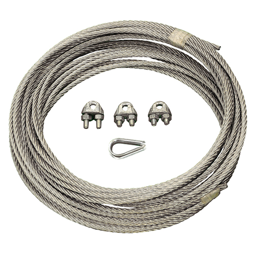 Backstop 100′ Cable Kit