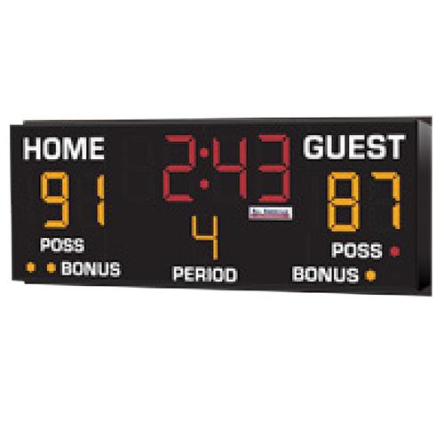 Multi-Sport Scoreboard
